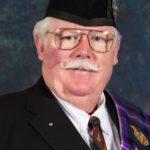 Portrait of Mark Hoage